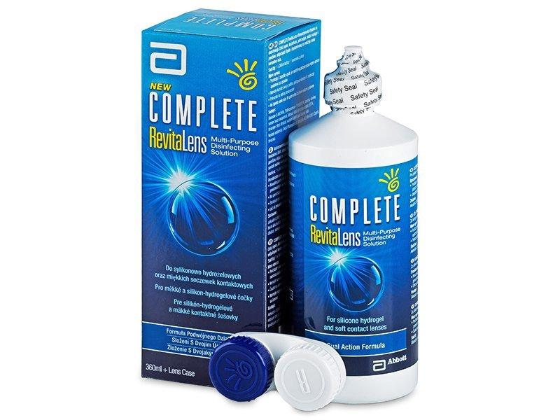 Soluzione Complete RevitaLens 360ml  - Soluzione unica