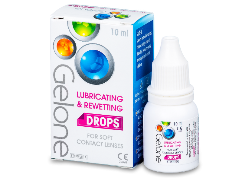 Gocce oculari Gelone Drops 10ml