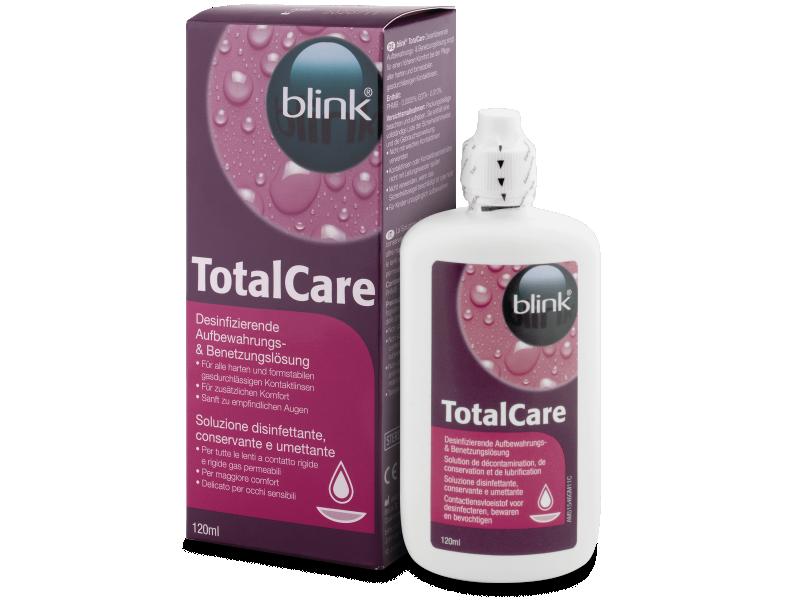 Soluzione Total Care 120ml  - Soluzione unica