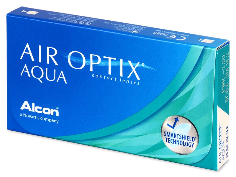 Air Optix Aqua (3 lenti)