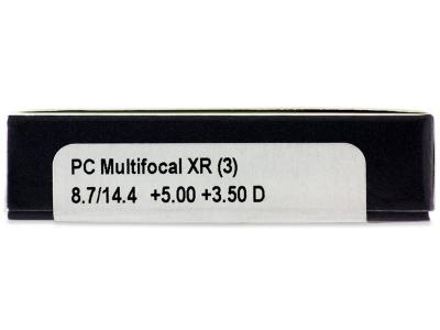 Proclear Multifocal XR (3 lenti) - Caratteristiche generali