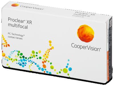 Proclear Multifocal XR (3 lenti) - Lenti a contatto multifocali