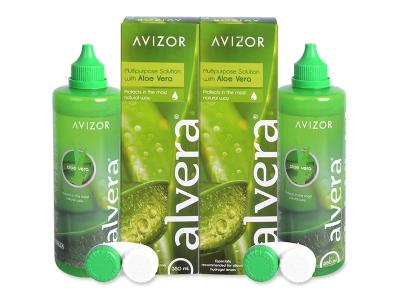 Soluzione Alvera 2 x 350 ml