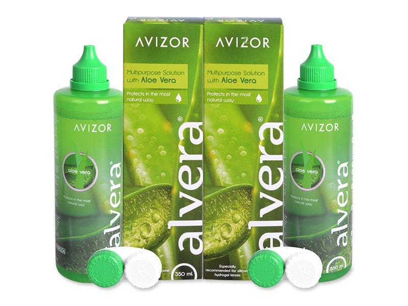 Soluzione Alvera 2 x 350 ml  - Economy duo pack - solution