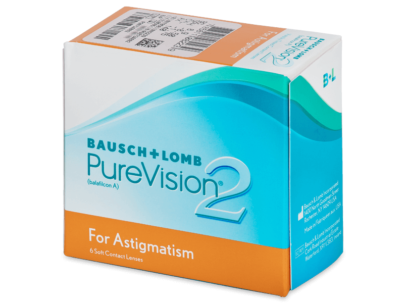 PureVision 2 for Astigmatism (6lenti) - Lenti a contatto toriche