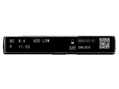 Miru 1 Month Menicon Multifocal (6 lenti) - Caratteristiche generali