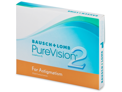 PureVision 2 for Astigmatism (3lenti)