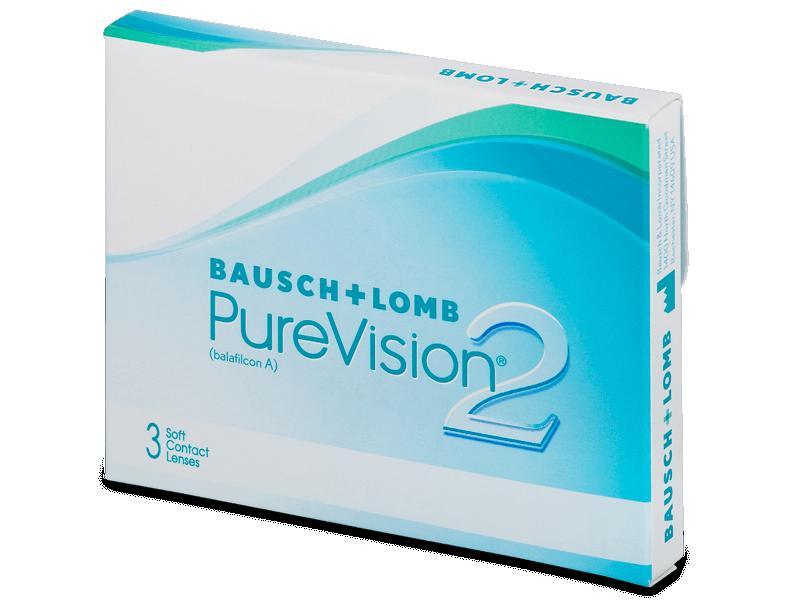 PureVision 2 (3lenti) - Lenti a contatto mensili