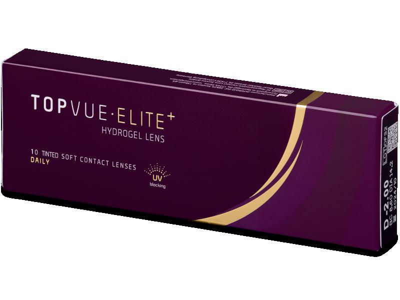 TopVue Elite+ (10 lenti) - Lenti a contatto giornaliere