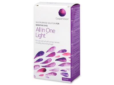 Soluzione All In One Light 100 ml  - Soluzione unica