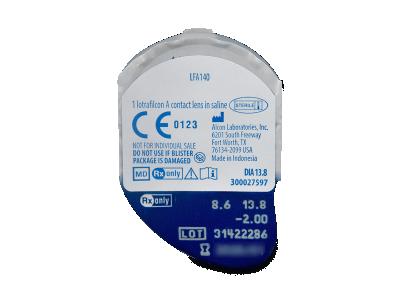 Air Optix EX (3 lenti) - Blister della lente