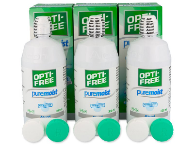 Soluzione OPTI-FREE PureMoist 3 x 300ml