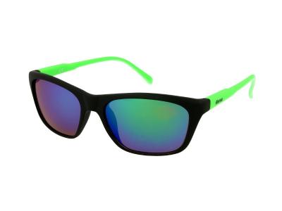 Occhiali da sole Alensa Sport Black Green Mirror