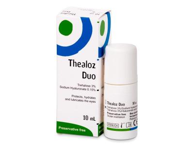 Gocce oculari Thealoz Duo 10 ml  - Precedente e nuovo design