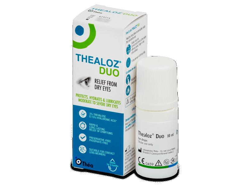 Gocce oculari Thealoz Duo 10 ml  - Collirio