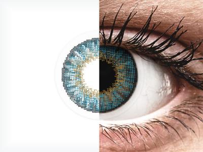Air Optix Colors - Blue - correttive (2lenti)