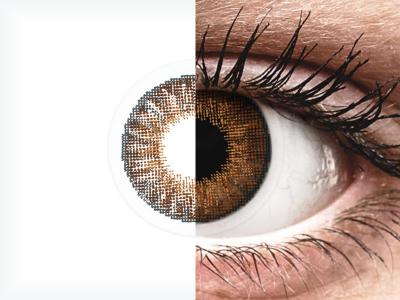 Air Optix Colors - Brown - correttive (2lenti)