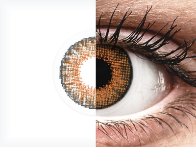 Air Optix Colors - Honey - non correttive (2 lenti)