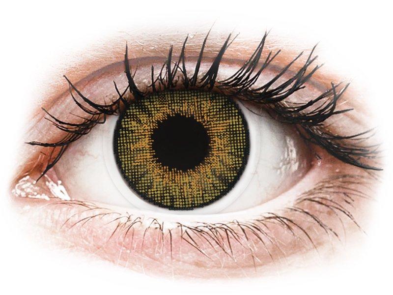 Air Optix Colors - Pure Hazel - non correttive (2 lenti)