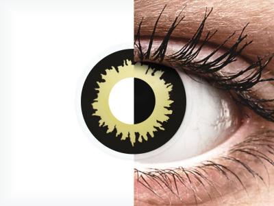 ColourVUE Crazy Lens - Eclipse - non correttive (2 lenti)