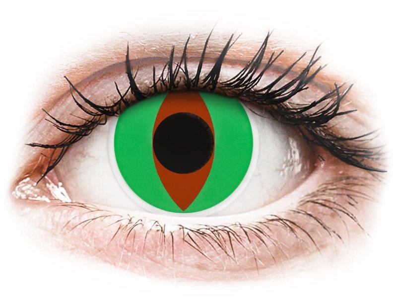 ColourVUE Crazy Lens - Raptor - non correttive (2 lenti)