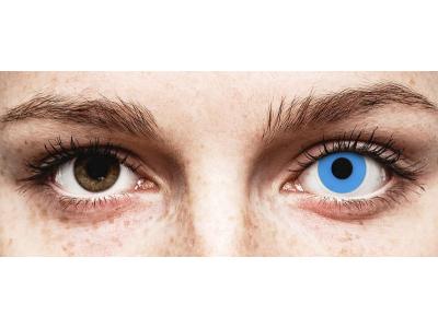 ColourVUE Crazy Lens - Sky Blue - non correttive (2 lenti)