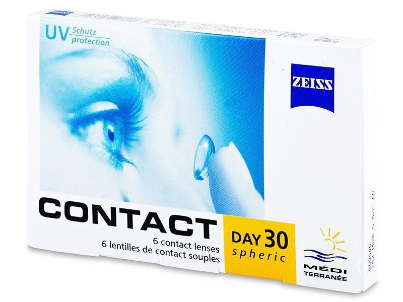 Carl Zeiss Contact Day 30 Spheric (6lenti) - Lenti a contatto mensili