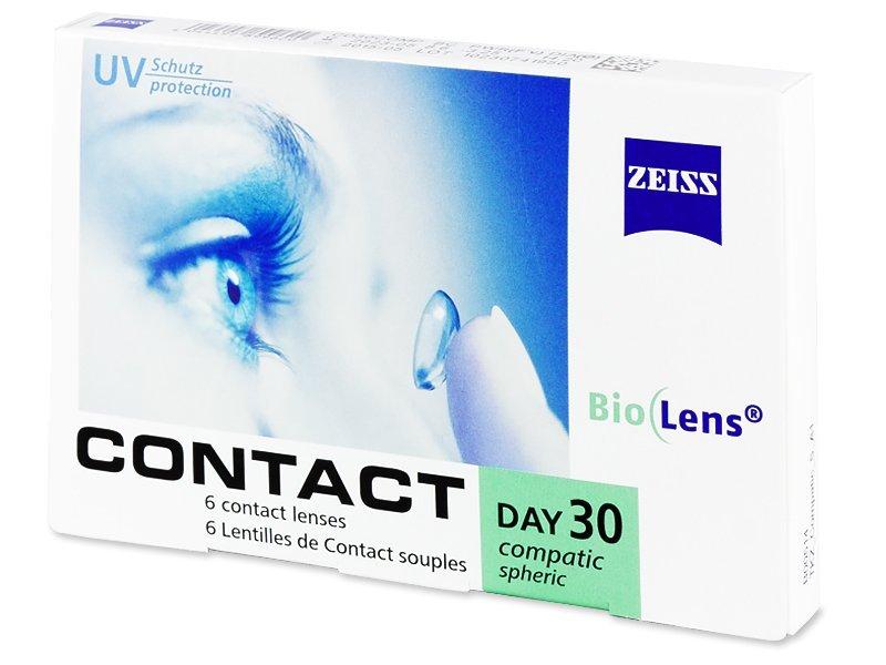 Carl Zeiss Contact Day 30 Compatic (6lenti) - Lenti a contatto mensili