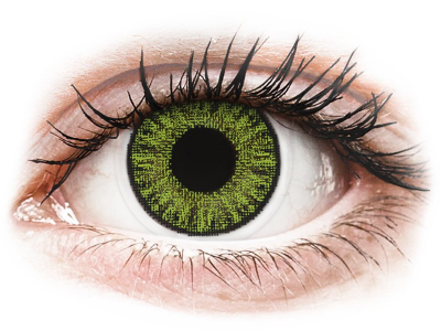 TopVue Color daily - Fresh green - correttive (10lenti)