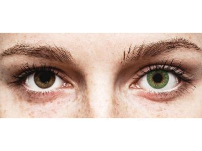 TopVue Color - Green - correttive (2lenti)