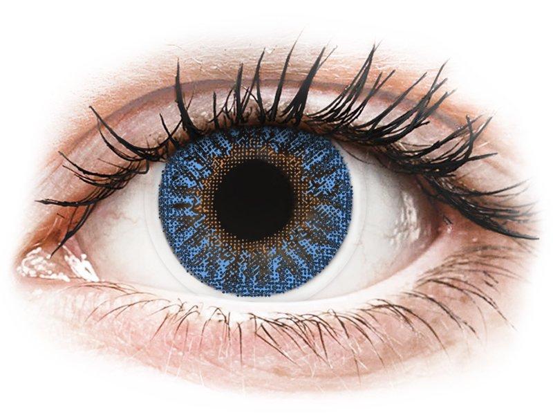 TopVue Color - True Sapphire - correttive (2lenti)