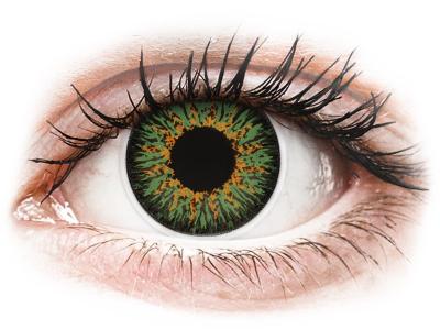 ColourVUE Glamour Green - non correttive (2lenti)
