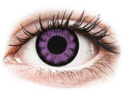 ColourVUE BigEyes Ultra Violet - non correttive (2lenti)