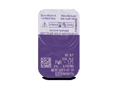 Clariti Toric (6 lenti) - Blister della lente