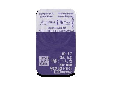 Clariti Multifocal (6 lenti) - Blister della lente