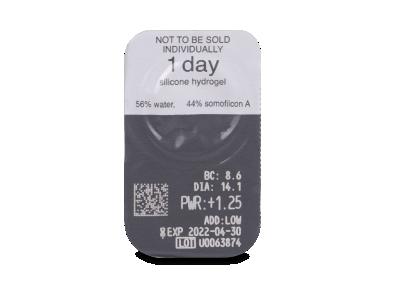Clariti 1 day multifocal (30 lenti) - Blister della lente