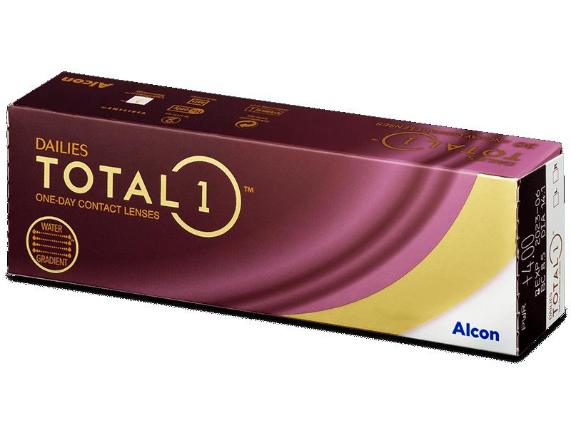 Dailies TOTAL1 (30lenti) - Lenti a contatto giornaliere