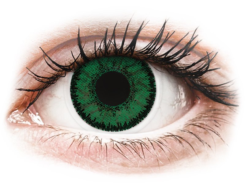 SofLens Natural Colors Emerald - correttive (2 lenti)