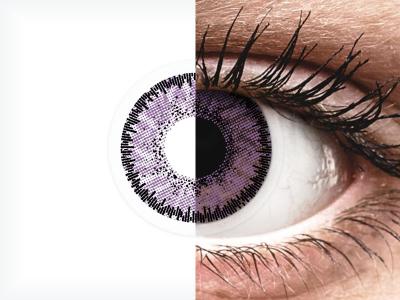 SofLens Natural Colors Indigo - correttive (2 lenti)