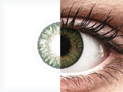 FreshLook ColorBlends Gemstone Green - non correttive (2 lenti)