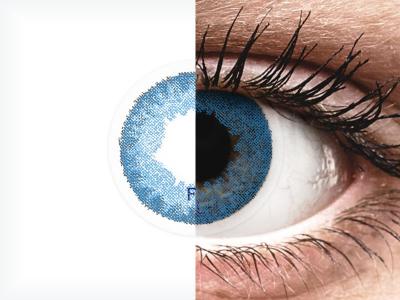 FreshLook Dimensions Pacific Blue - non correttive (2 lenti)