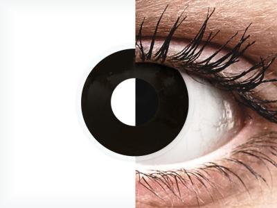 ColourVUE Crazy Lens - Blackout - giornaliere non correttive (2 lenti)