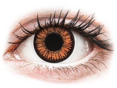 ColourVUE Crazy Lens - Twilight - giornaliere non correttive (2 lenti)