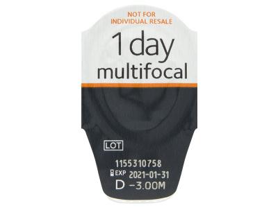 Proclear 1 Day multifocal (30lenti) - Blister della lente