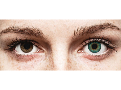 Air Optix Colors - Turquoise - correttive (2lenti)
