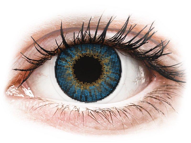 Air Optix Colors - True Sapphire - non correttive (2 lenti) - Lenti a contatto colorate
