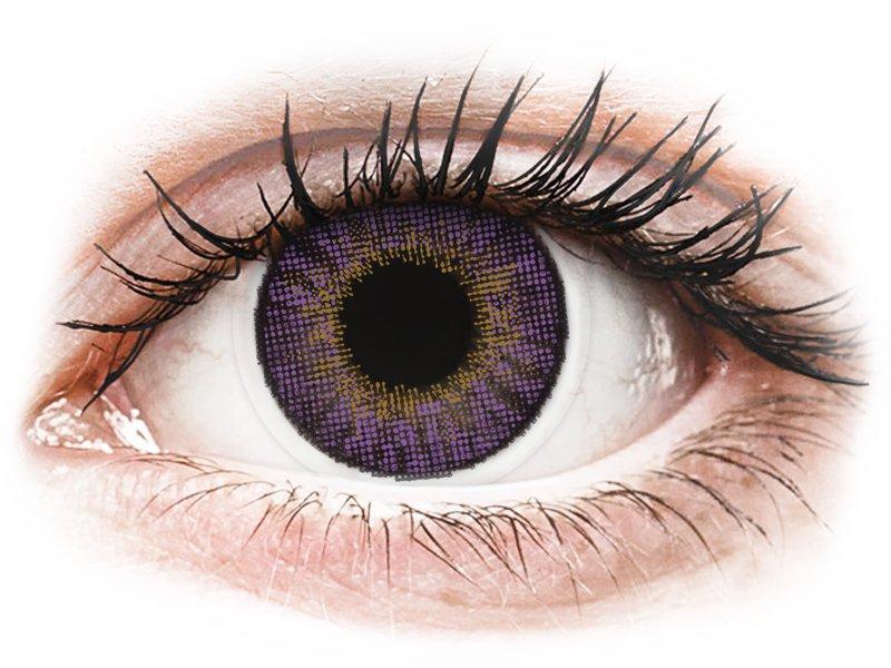 Air Optix Colors - Amethyst - non correttive (2 lenti)