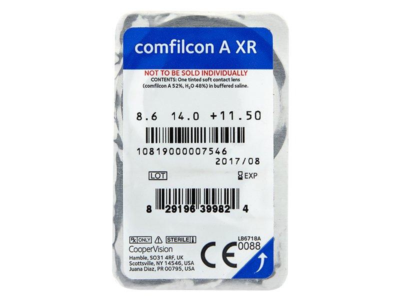 Biofinity XR (3lenti) - Blister della lente