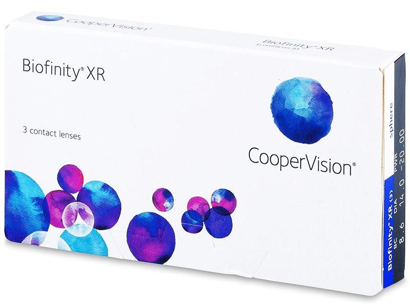 Biofinity XR (3lenti)
