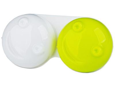 Astuccio porta lenti 3D Yellow